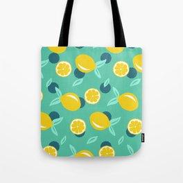 Lemon dots #society6 #decor #buyart Tote Bag
