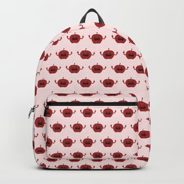 Vulgar Fruit // Angry Apple Backpack