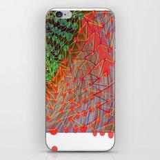 Christmas Pleff iPhone & iPod Skin