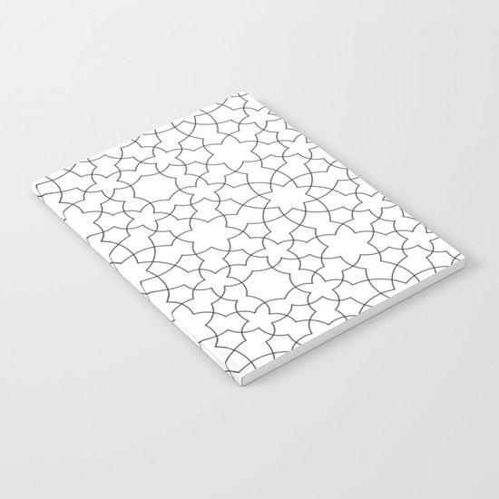 Minimalist Geometric 101 Notebook