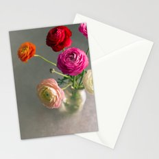 Ranunculus Bouquet Stationery Cards