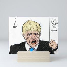 Deal or no deal. 2019. Mini Art Print