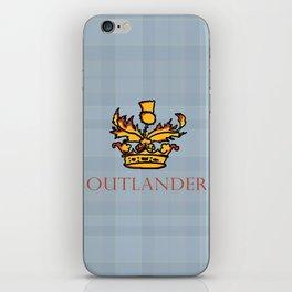 Outlander iPhone Skin