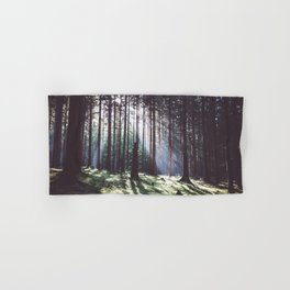 Magic forest - Landscape and Nature Photography Hand & Bath Towel