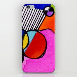 Magical Thinking 7A6 by Kathy Morton Stanion iPhone Skin