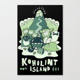Koholint Island Canvas Print