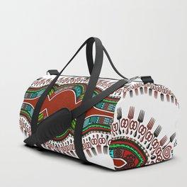 HYBRID PLAY WHITE Duffle Bag
