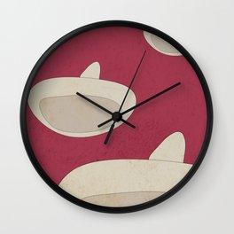 "DISNEY's ""The Three Caballeros"" - Minimal Movie Poster Wall Clock"