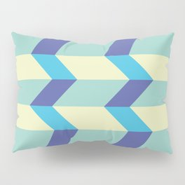 inclusion of bands Pillow Sham