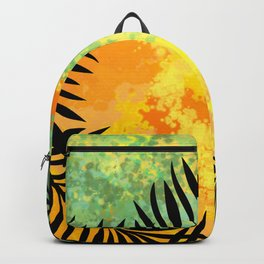 toucan tropical bird Backpack