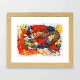 CLR Framed Art Print
