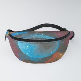Bubble Nebula Fanny Pack