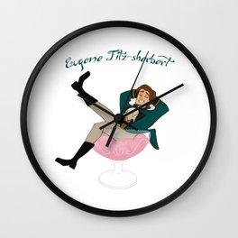 Eugene Fitz-sherbert Wall Clock