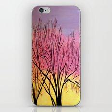 Winter's blush iPhone & iPod Skin