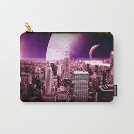 New New York : Galaxy City Carry-All Pouch