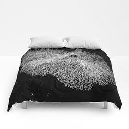 Fan Coral Comforters