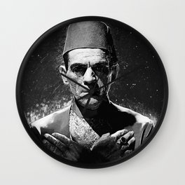 Imhotep - The Mummy Wall Clock