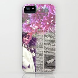 t(w)ogether the sisters in the zoo iPhone Case