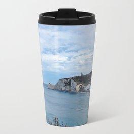 Etretat Travel Mug