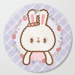 Sweet ウサギ Cutting Board