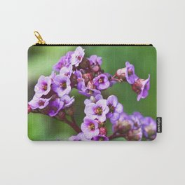 MAGIC PINK BLOSSOMS Carry-All Pouch