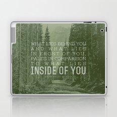 Inside of You Laptop & iPad Skin