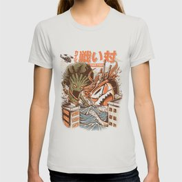 Kaiju Food Fight T-shirt