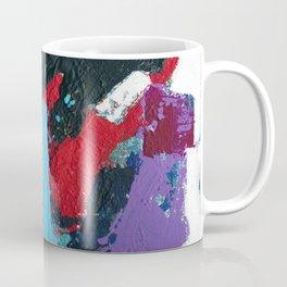 Tic Modern Painting Coffee Mug