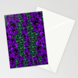 life in jungle so beautiful filled of ornate flowers Stationery Cards