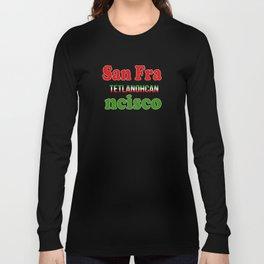 Mexico Shirt Long Sleeve T-shirt