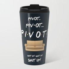 Pivot - Friends TV Show Travel Mug
