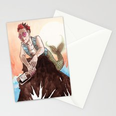Rebel Ariel Stationery Cards