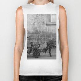 horse by Vas Soshnikov Biker Tank
