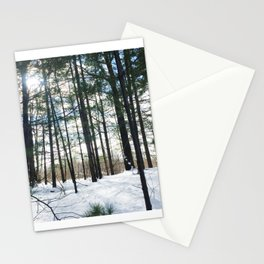 Winter Woods1 Stationery Cards