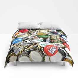 Bottle Caps Painting | Vintage Comforters