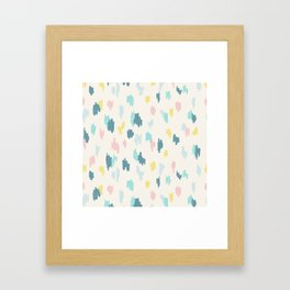 Fondu ! Framed Art Print