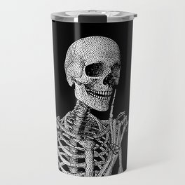 Silence please Travel Mug