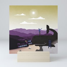 Norway 2 Mini Art Print