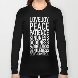 Fruits of the Spirit Long Sleeve T-shirt