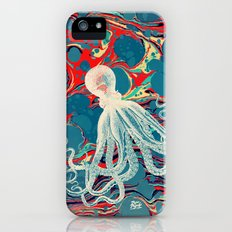 Octopus iPhone (5, 5s) Slim Case