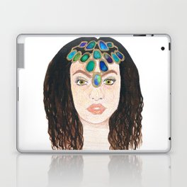 Jewelled Princess Laptop & iPad Skin