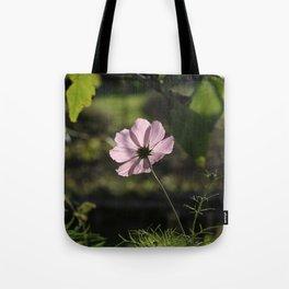 Pink and shadows Tote Bag