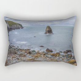 Peace Be With You Rectangular Pillow