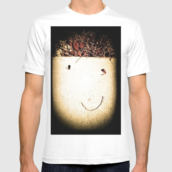 Natures Funny: Untouched T-shirt