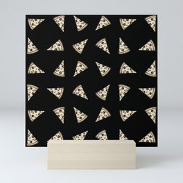 SLICES OF PIZZA Mini Art Print