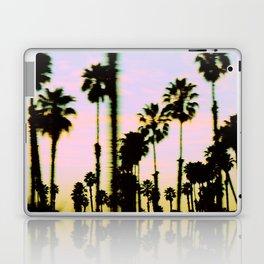 California Dreaming Palm Trees Sunset Laptop & iPad Skin