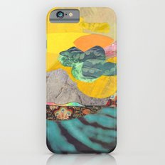 Yellow Sky iPhone 6s Slim Case