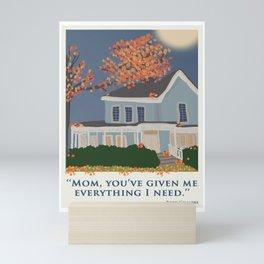 Autumn - Gilmore Girls Mini Art Print