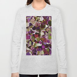 Abstract animals Long Sleeve T-shirt