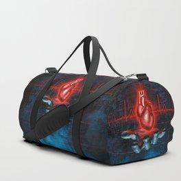 Slave to the Rhythm Duffle Bag